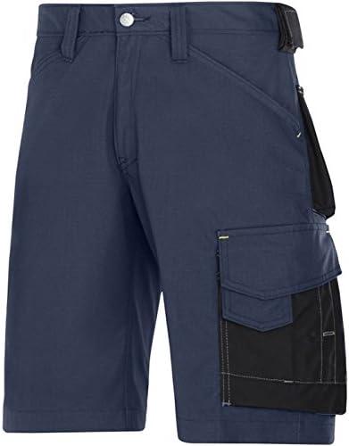 TALLA 30W / 32L. Snickers Workwear - Pantalón corto de trabajo, 3123