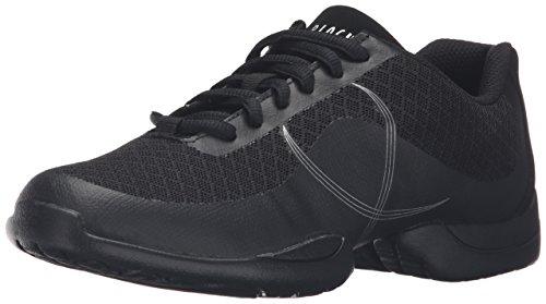 Bloch Women's Troupe Dance Shoe, Black, 8 M US
