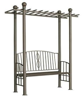 Clp Arche A Rosiers Metallique Pergola Ulpgar 02 Arceau De Jardin