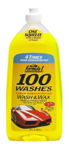 Formula 1 100 Washes Wash and Wax  828 ml   615458