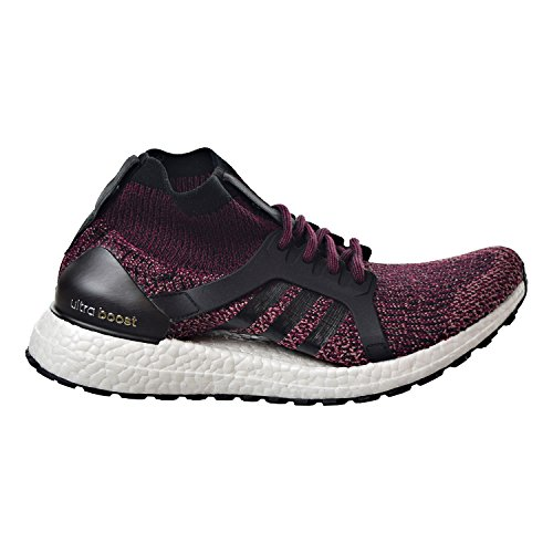 adidas Ultraboost X All Terrain Women's Running Shoes Mystery Ruby/Black/Pink by1678 (6.5 B(M) US)