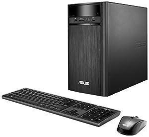 ASUS K31CD Tower Desktop PC Intel Core i3 Processor 1TB 72RPM HDD 8GB DDR4 Windows 1