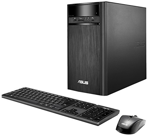 ASUS K31CD-DS71 VivoPC Desktop, Intel Core i7 3.6GHz Processor, 16GB DDR4, 2TB 7200RPM HDD, Windows 10 Home