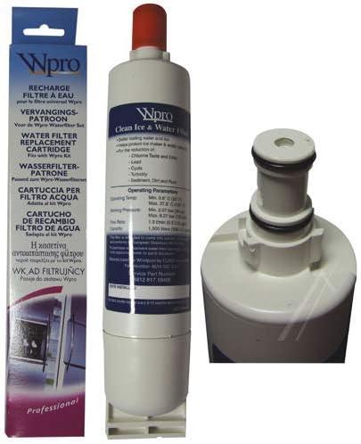Whirlpool – Filtro de agua WPRO para Kit USK009 – 481281718406: Amazon.es: Grandes electrodomésticos