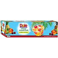 Dole Cherry Mixed Fruit - 16/4 oz.