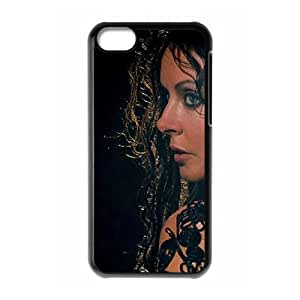 YCHZH Phone case Of Superstar Sarah Brightman Cover Case For Iphone 5C