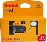 Kodak Fun Saver with flash and ISO 800 27 Exposures