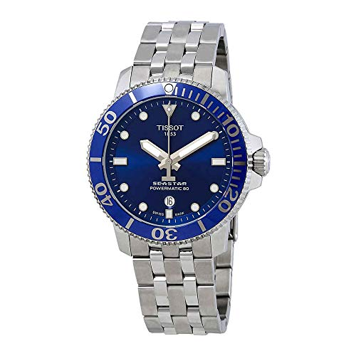 Tissot Seastar 1000 Automatic Blue Dial Men