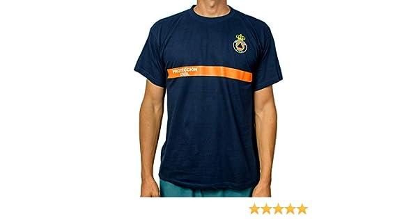 Alpimara Camiseta Protección Civil Niño: Amazon.es: Ropa y accesorios