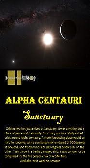 Sanctuary (Alpha Centaury Book 2) by [Nelson, Doug]