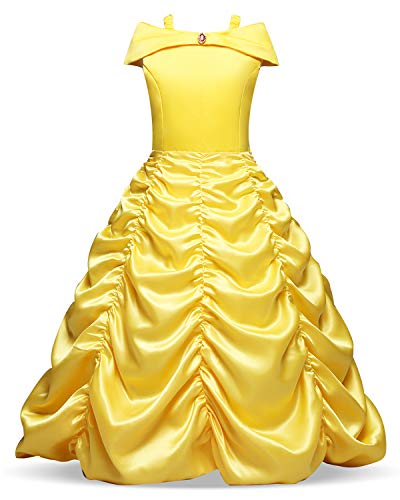 Belle Princess Costume Dress up Toddler Christmas Pageant