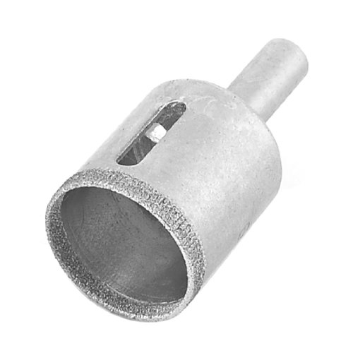 UPC 700724776600, uxcell Round Shank 26mm Dia Glass Tile Ceramic Hole Saw Drilling Tool