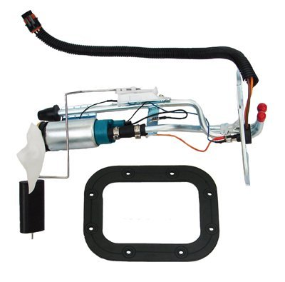 1991-1995 Jeep YJ Wrangler 20 gal. gas tank sending unit w/ pump (20 Gallon Fuel Tank)