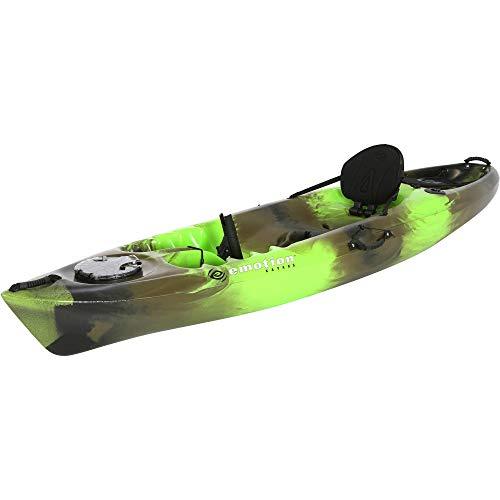Emotion Stealth Angler Kayak, Camo