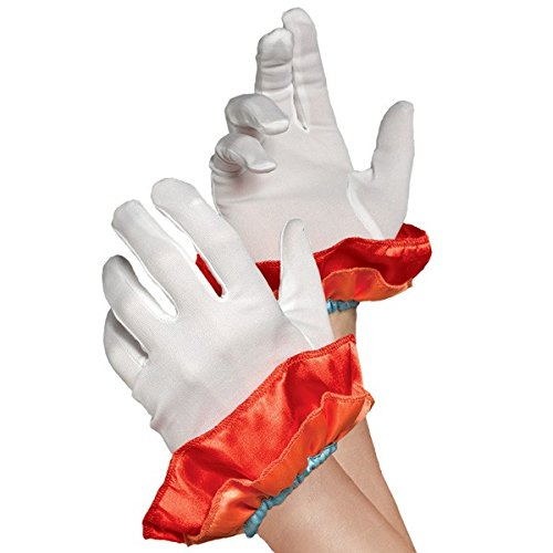 amscan Clown Gloves