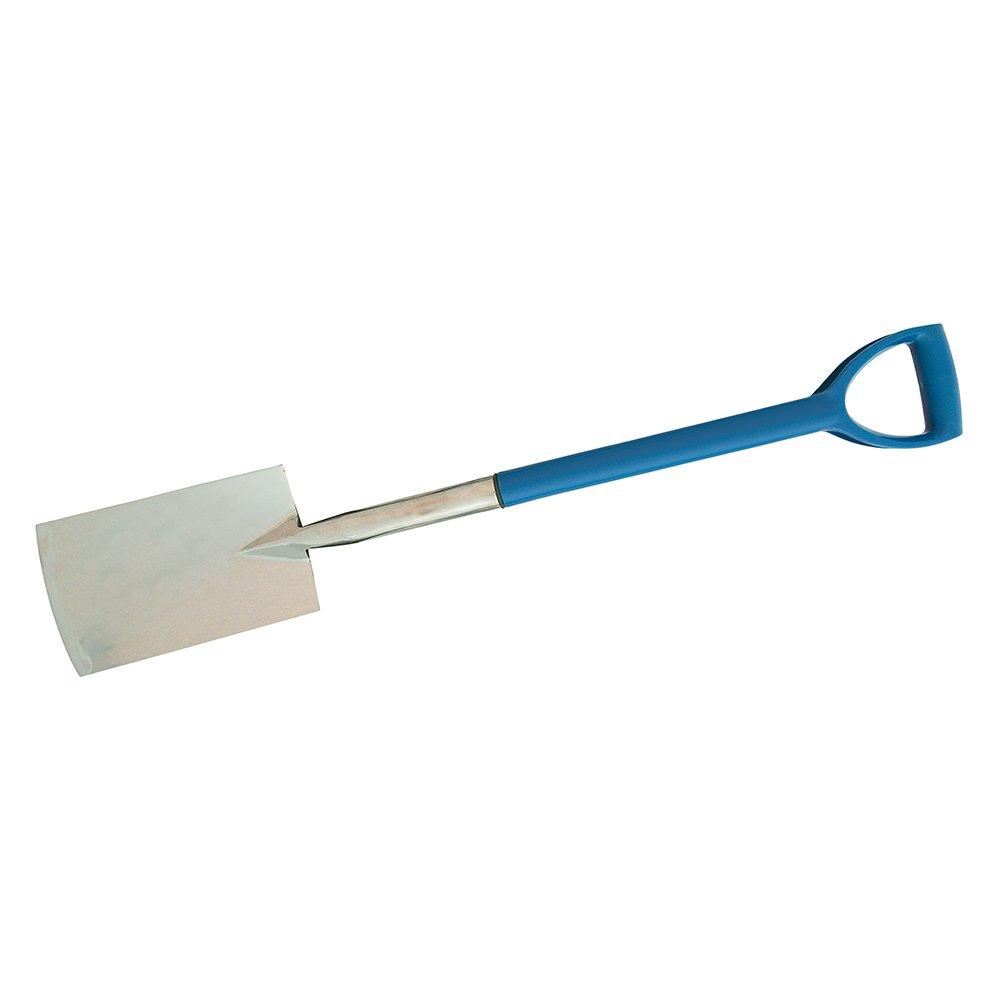 Silverline 633710 - Pala de cavar de acero inoxidable (1.000 mm)