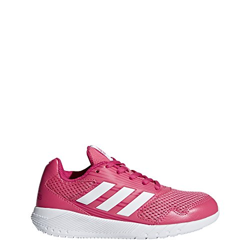 adidas Kids' Altarun, Real Pink/White/Vivid Berry, 7 M US -