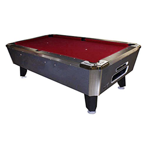 Valley 101″ Panther Pool Table – Black Cat finish For Sale