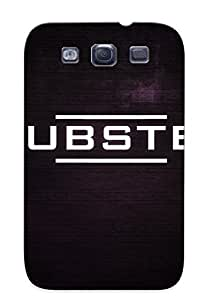 New Snap-on Eatcooment Skin Case Cover Compatible With Galaxy S3- Dubstep