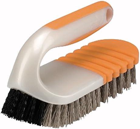 1744 BISSELL Smart Details Flexible all purpose heavy duty ktichen bathroom grout scrub brush
