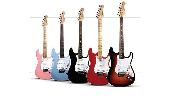 Rosa Nevada St estilo guitarra eléctrica – incluye Free Tutorial ...