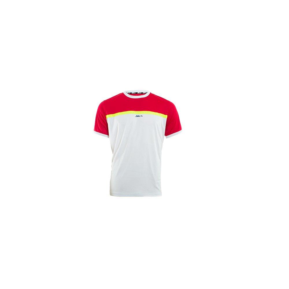 Siux Camiseta Apolo Rojo: Amazon.es: Deportes y aire libre