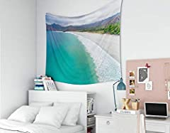 The lightweight wall-mounted tapestries have high quality fabric,80 tapestry wall tapestry a little shiny which would have good printing effect especially for the fantastic and abstract image. Our tapestries are more than just wall hangings -...