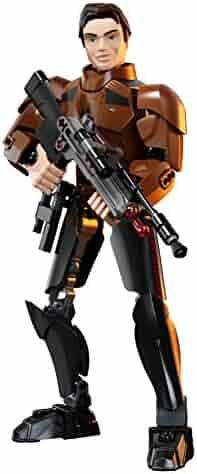 LEGO Star Wars Han Solo 75535 Building Kit 101 pieces