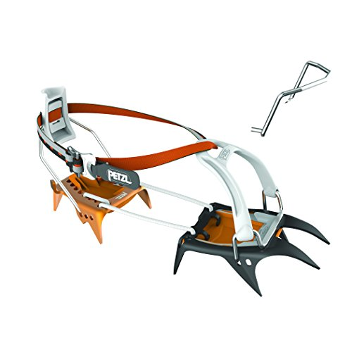 Petzl - IRVIS HYBRID, Crampons for Approaches and Glacier Skiing