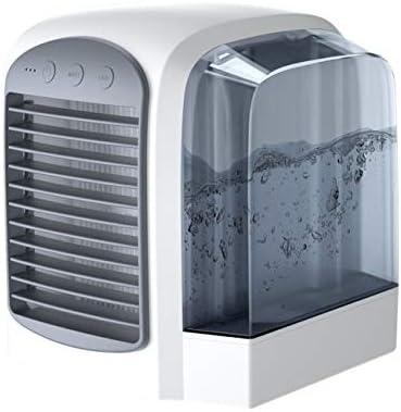 Enfriador de aire Ventilador electrico Pequeño Aire Acondicionado ...