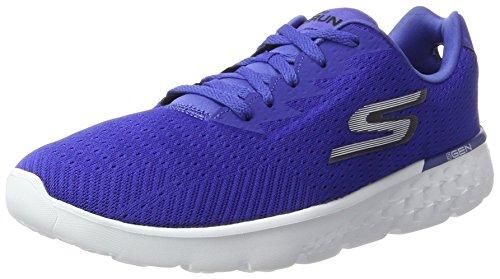 Skechers Performance Herren Go Run 400 Outdoor Fitnessschuhe Blau (Blue)