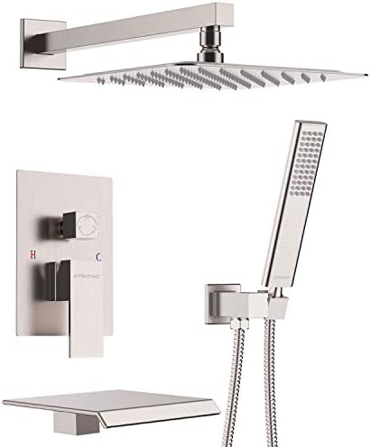 EMBATHER Shower Waterfall Mounted Contain product image