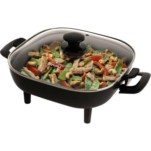 rival 11 electric skillet - 4