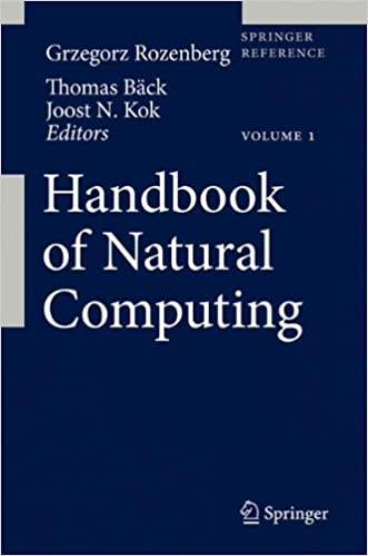 Handbook of Natural Computing:4 vol set