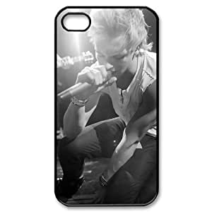 Customize Ross Lynch Hard Case for Apple IPhone 4/4S