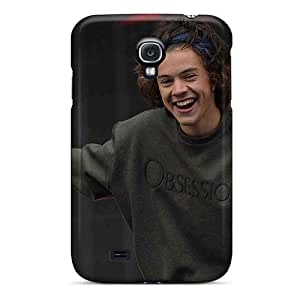 Anti-Scratch Cell-phone Hard Covers For Samsung Galaxy S4 (EQJ10214sUjx) Support Personal Customs Trendy Mcfly Band Image