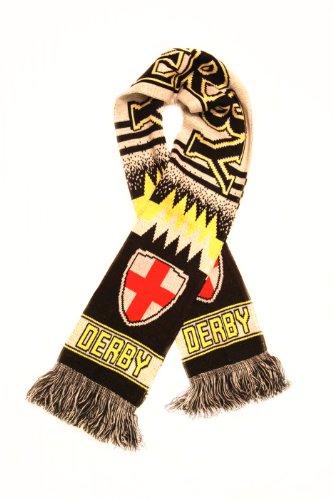 Derby County FC | Fan Scarf | Premium Acrylic Knit