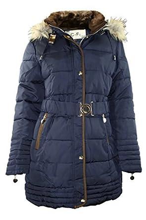 940 Damen Daunenjacke Parka Wintermantel Designer Jacke