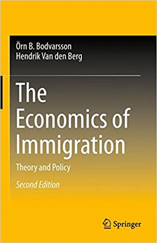 Book The Economics of Immigration: Theory and Policy