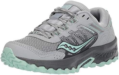 64852f370c735 Saucony Women's VERSAFOAM Excursion TR13 Road Running Shoe, Grey ...
