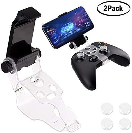 Whaline - Clip para mando de Xbox One, soporte plegable para mando ...