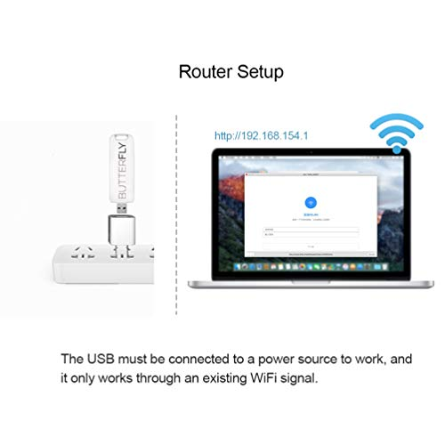 Large Product Image of VPN Mini Router,Wireless Firewall VPN Router,Smart Internet Security Firewall,Portable WiFi VPN Solution,Access Point-Blocked Websites,Intrusion Prevention-Viruses Hacking, ButterflyVPN Tor Networking