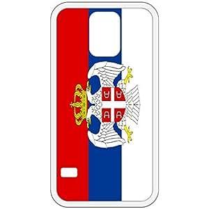 Republika Srpska Flag White Samsung Galaxy S5 Cell Phone Case - Cover wangjiang maoyi