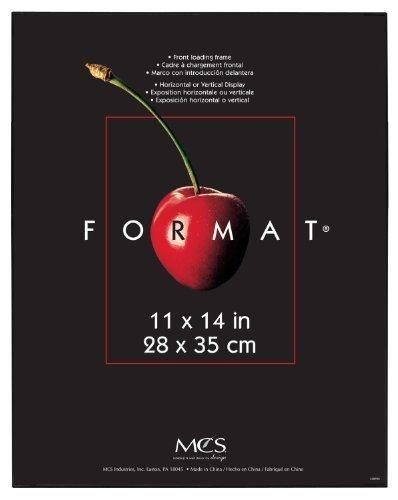 MCS 11x14 Inch Format Frame, Black (12443)