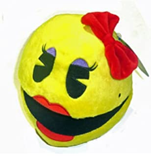 Pac Man ComeCocos Ghost - Peluche Bola Amarilla Chica 17cm Calidad ...