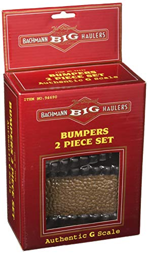 Bachmann Industries Large G Scale Bumpers (2 per Box) for sale  Delivered anywhere in USA