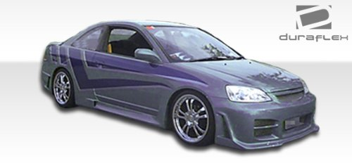 Compatible With Civic 2001-2003 4 Piece Body Kit Brightt Duraflex ED-GYN-314 R34 Body Kit