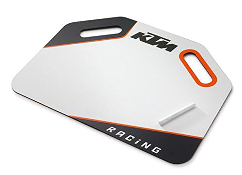 [NEW KTM Pit board 200 250 300 350 SX XC SXF XCF EXC SXS 2002-2017 79029930000] (Racing Pit Board)