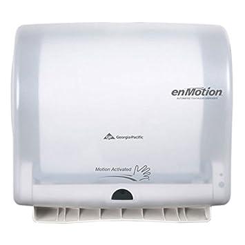 Tork Dispensador Dispensador Papel Toallas enMotion Impulse Color Blanco: Amazon.es: Hogar