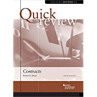 Quick Review of Contracts (Quick Reviews)